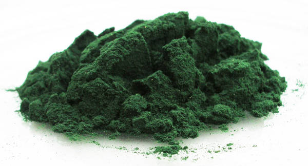 spiruline composition
