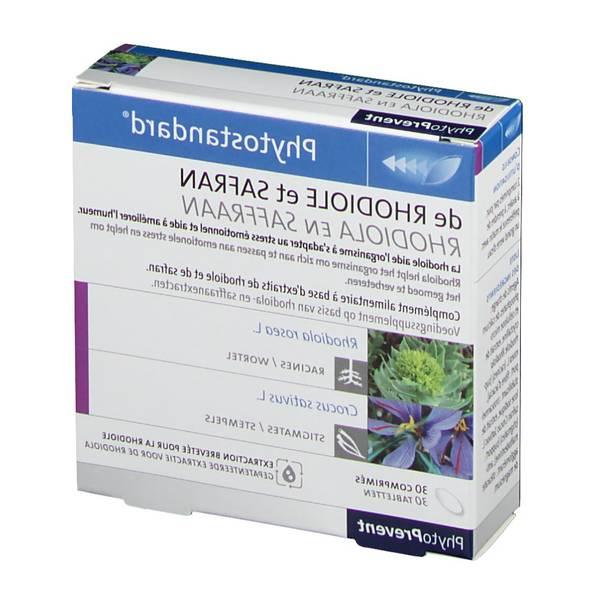 rhodiola dosage