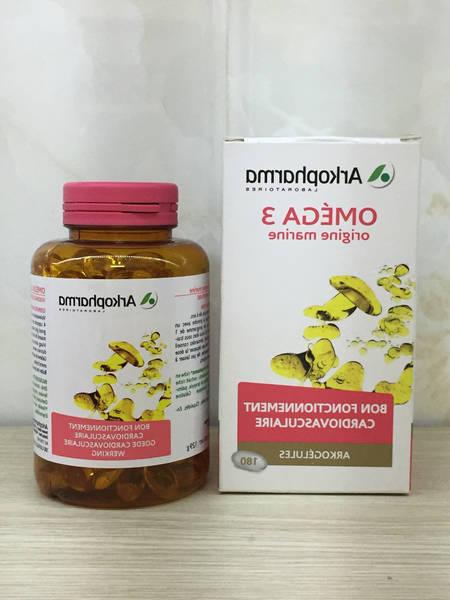 nutrimuscle omega 3