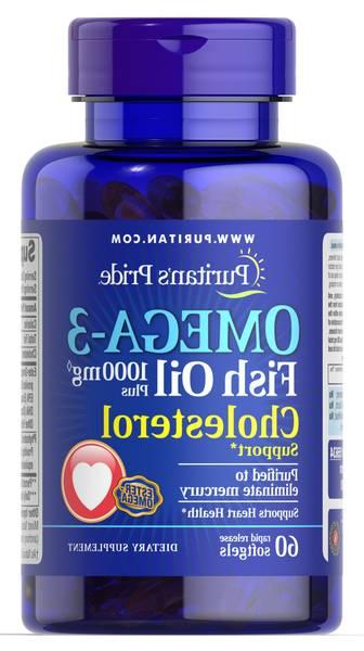 Gélule omega 3