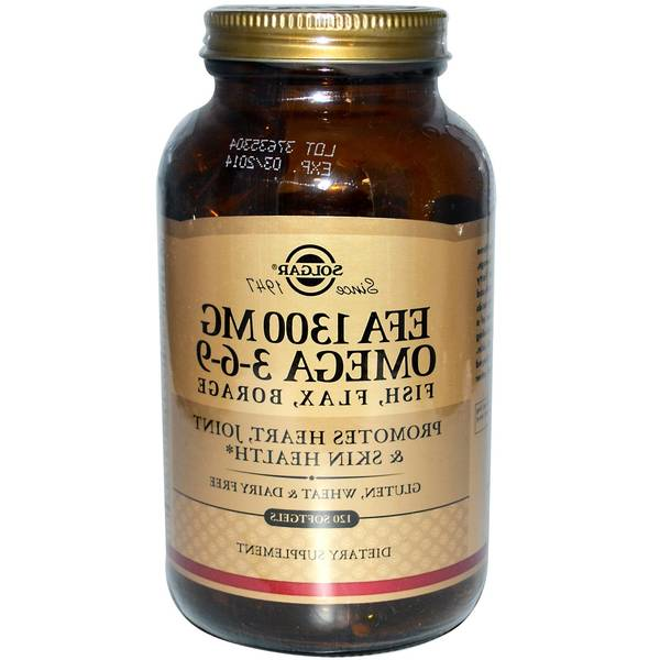 solgar omega 3 6 9